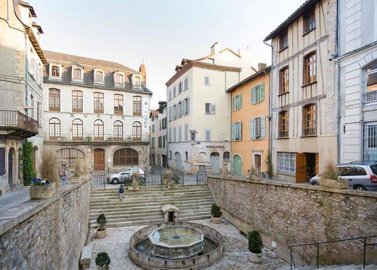 Visite Libre à Villefranche de Rouergue