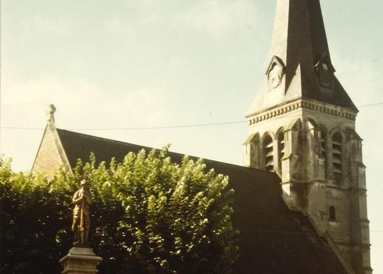 Visite Libre à Saint Aubert