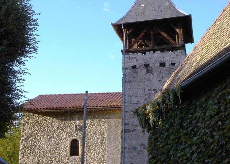 Visite Libre à Saint Martin d'Uriage