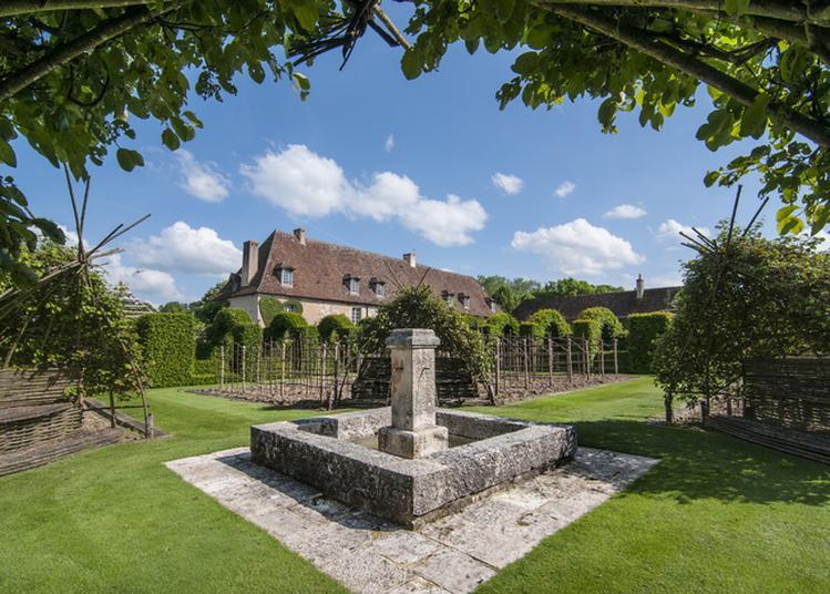 Visite Libre des Jardins Du Prieuré D'Orsan à Maisonnais