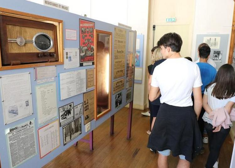 Visite Libre du Musée de la déportation et de la résistance à Tarbes