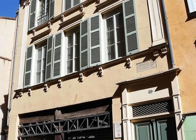 Visite Libre maison Calas à Toulouse