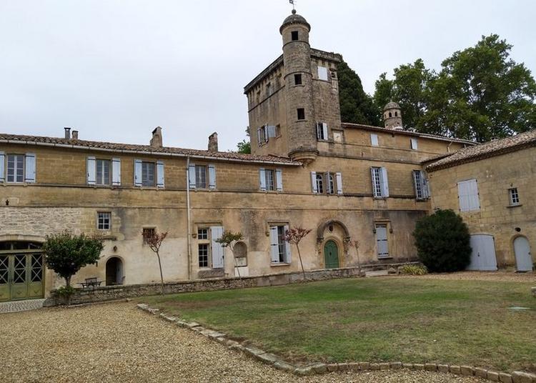 Visite Libre du Château De Teillan à Aimargues