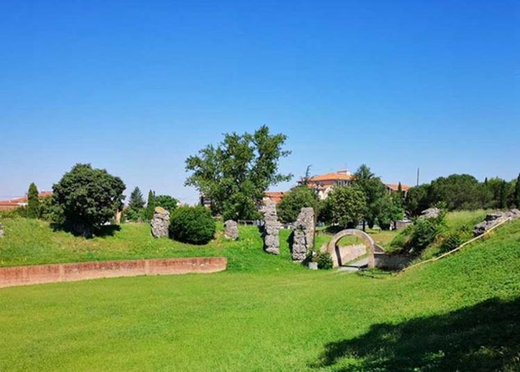 Visite Libre Amphithéâtre romain de Toulouse-Purpan