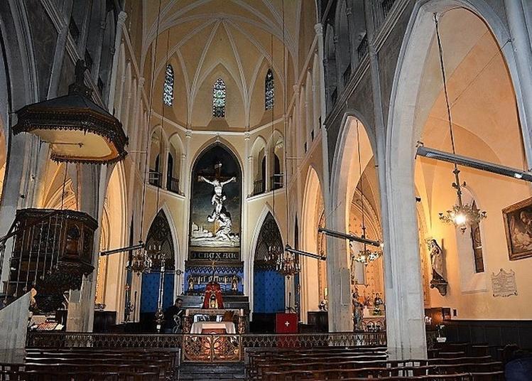Visite Libre Chapelle des pénitents bleus à Montpellier