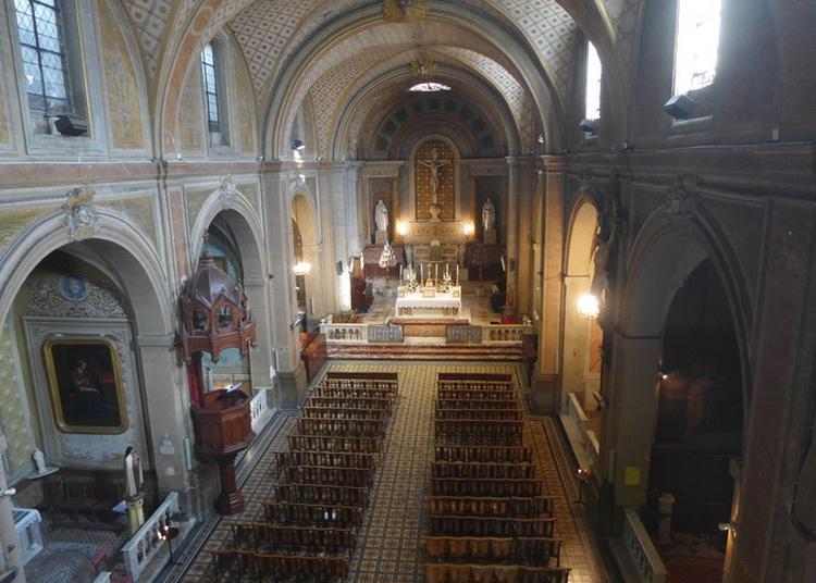 Visite Libre - Eglise Sainte-Eulalie à Montpellier