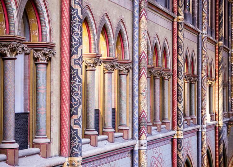 Visite Libre Eglise du Gésu à Toulouse