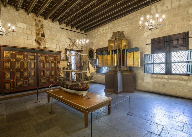 Visite Libre Musée Du Vieux Montpellier