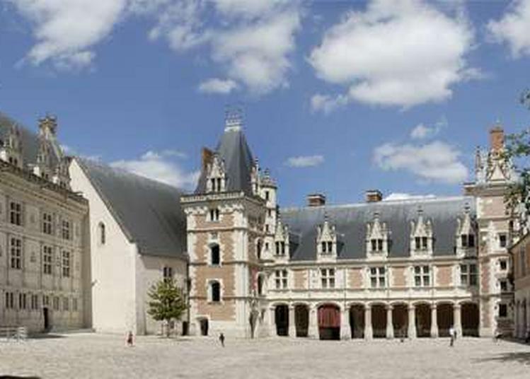 Visite Libre du Château Royal à Blois