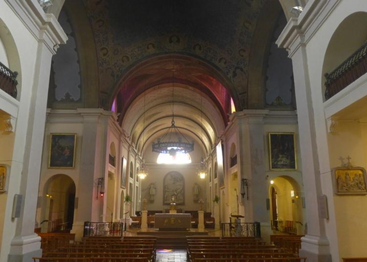 Visite Libre - Eglise Saint-Denis à Montpellier