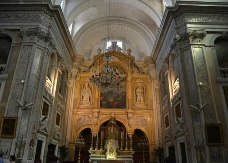 Visite Libre - Basilique Notre-Dame-Des-Tables à Montpellier