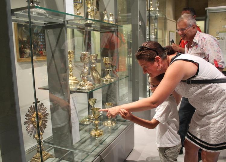 Visite Libre Cathédrale Sainte-Marie à Auch