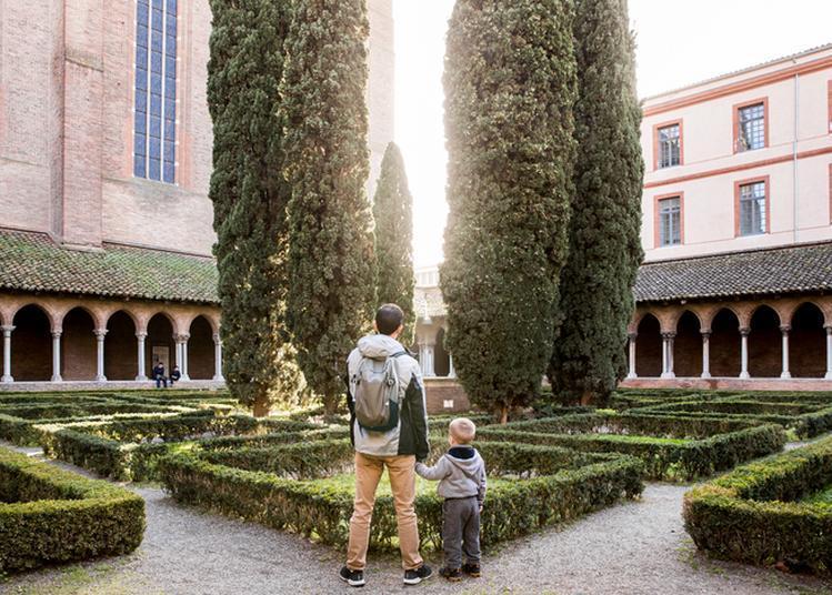 Visite Libre Couvent des Jacobins à Toulouse