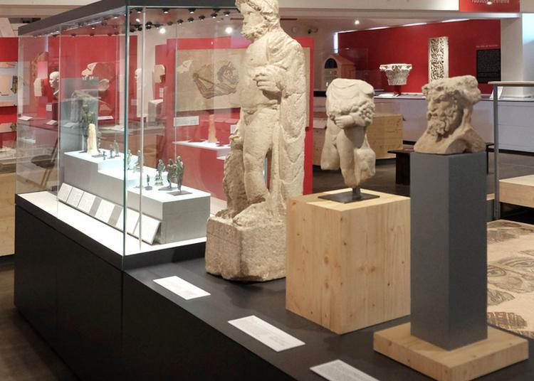 Visite Libre Musée Saint-Raymond à Toulouse