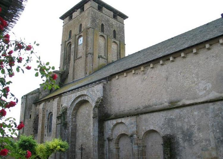 Visite Libre de l'Eglise Saint-Pierre à Varen