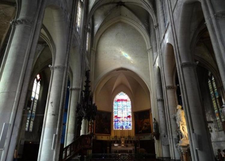 Visite Libre - Eglise Saint-Roch à Montpellier