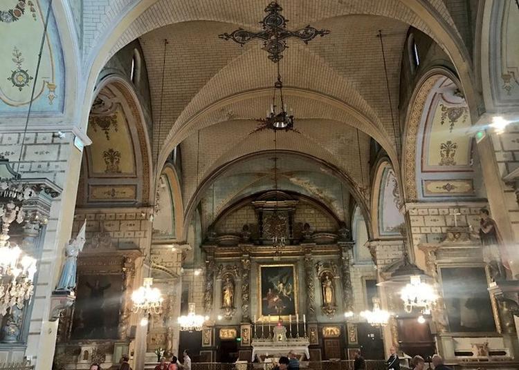 Visite Libre - Église Saint-Mathieu à Montpellier