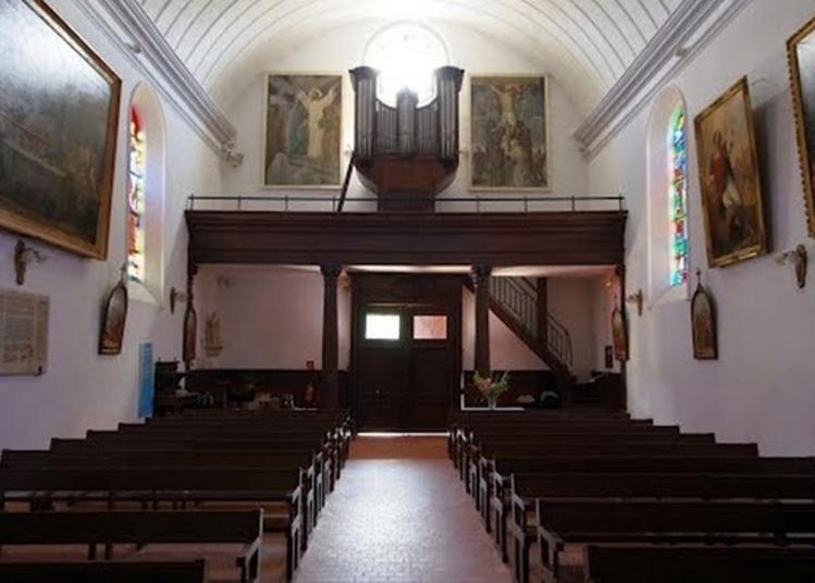 Visite Libre : Eglise Saint-Nicolas à La Ferte Vidame