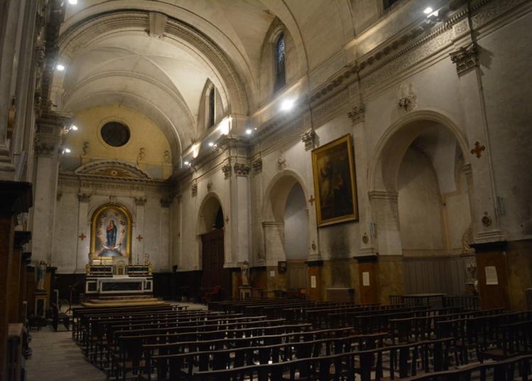 Visite Libre Ancien couvent des Carmes à Montpellier