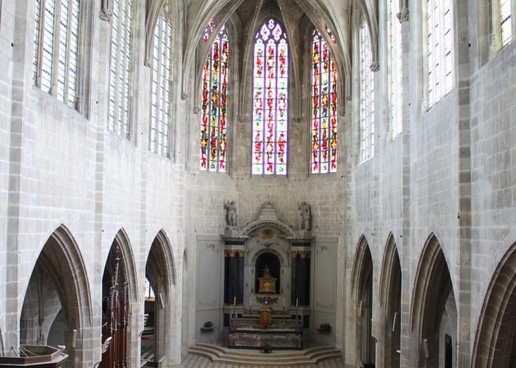 Visite Libre de l'Eglise Saint-Aignan à Orléans