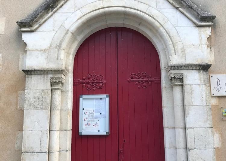 Visite Libre du Temple Protestant à Chateauroux