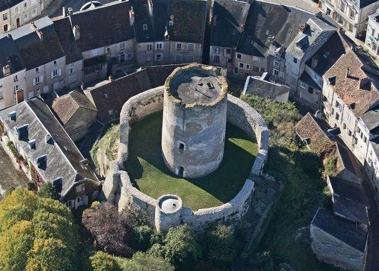 Visite Libre du Château à Chatillon sur Indre