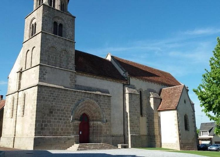 Visite Libre à Saint Denis de Jouhet