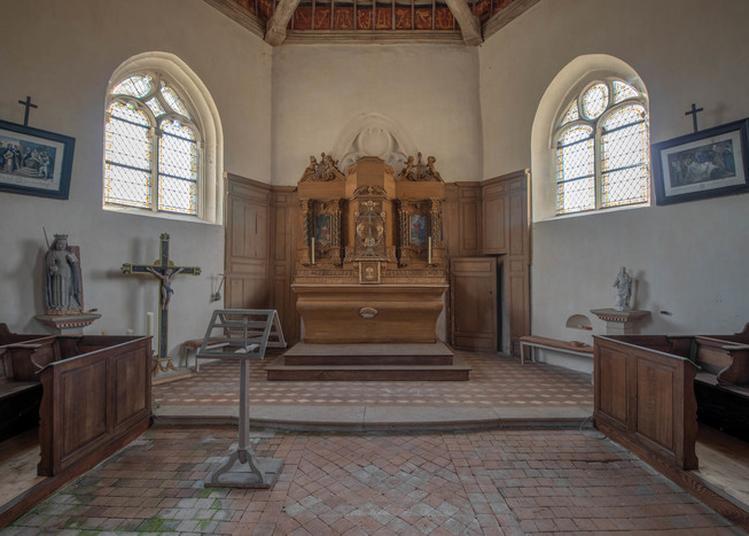 Visite Libre à Saint Jean de Rebervilliers