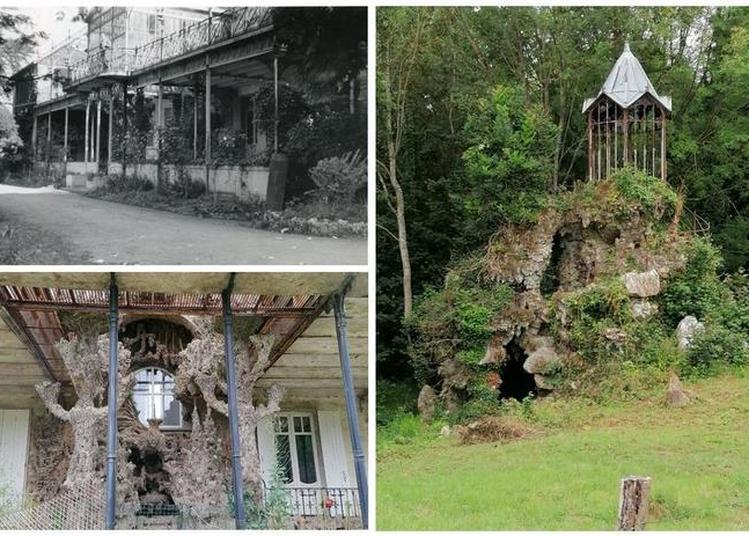 Visite Libre à La Découverte Du Jardin De La Maison Neuve D'Émile Richer à Alencon