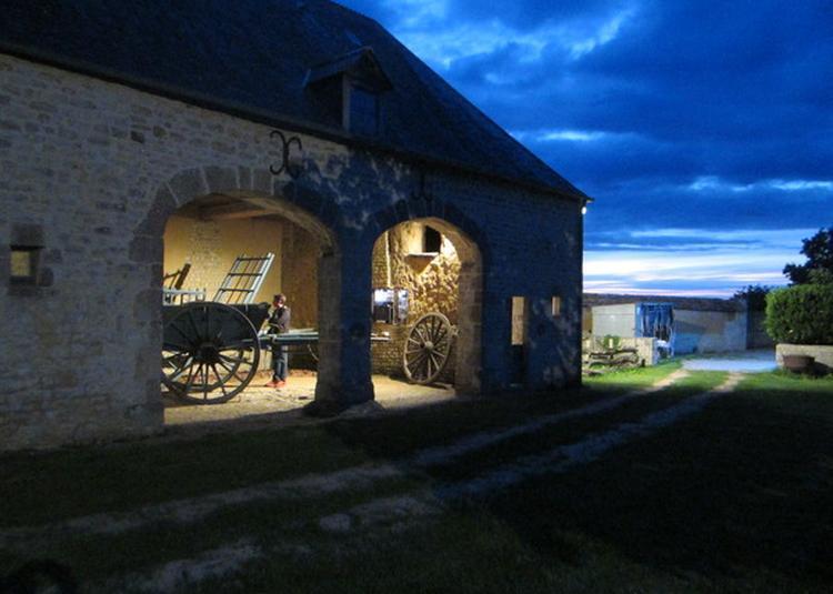 Visite Libre à La Nuitée De La Ferme-musée Du Cotentin à Sainte Mere Eglise