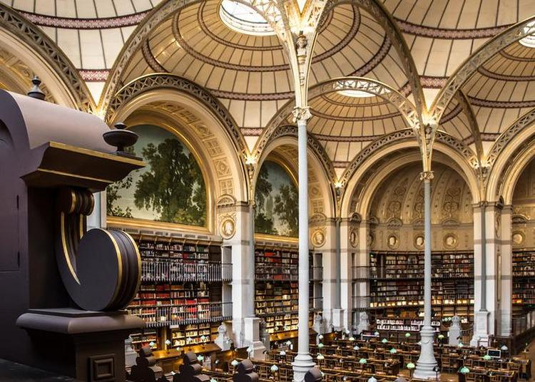 Visite Libre Accompagnée De Médiation à Paris 2ème