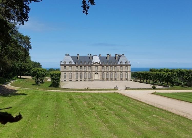 Visite Libre Aux Abords Du Château De Saint-pierre-eglise à Saint Pierre Eglise