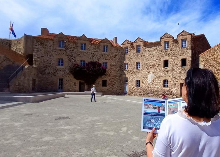 Visite Libre Avec Des Carnets Adaptés à Collioure