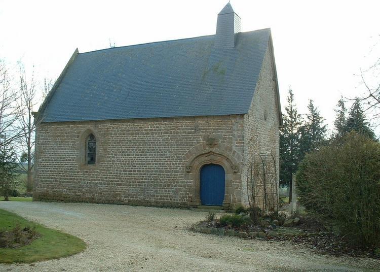 Visite Libre - Chapelle De Favières - Brecé à Brece