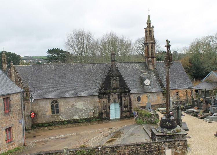 Visite Libre - Chapelle Sainte Anne - Daoulas