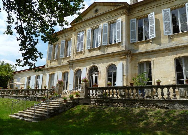 Visite Libre Château Couloumey à Beautiran