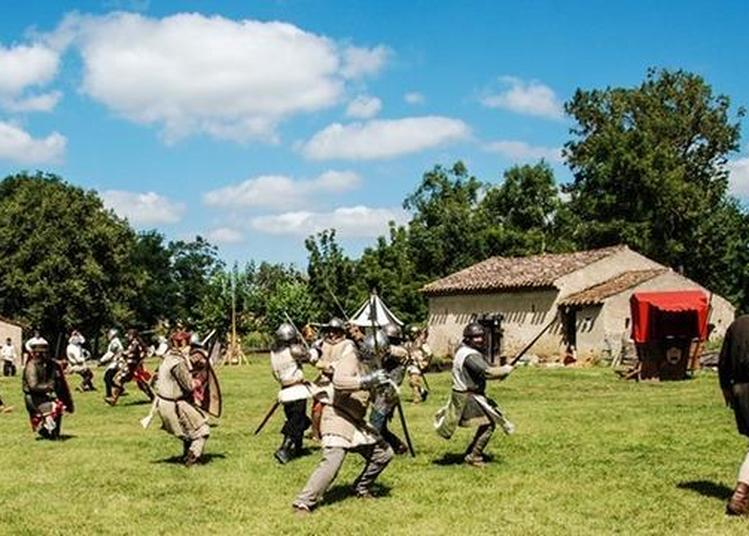 Visite Libre D'un Camps Médiéval Et D'une Ferme Médiévale à Vielmur sur Agout