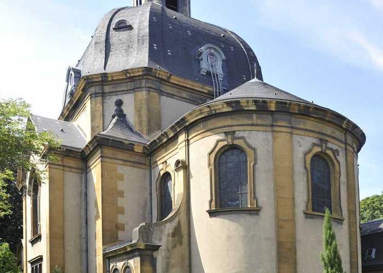 Visite Libre D'une Chapelle, Construite Durant L'annexion Allemande à Metz