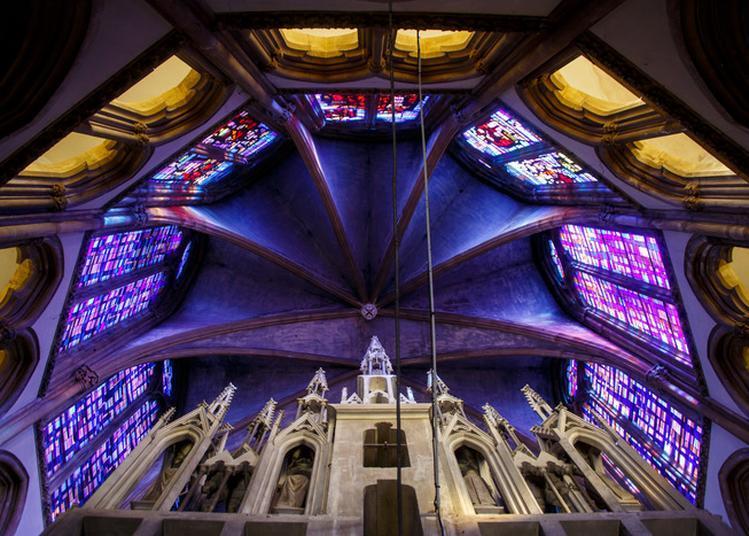 Visite Libre D'une Chapelle De Style Néo-gothique à Thionville