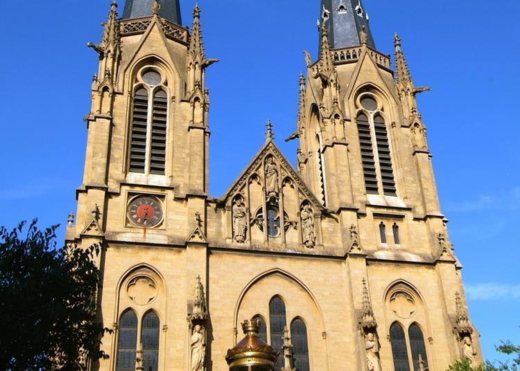 Visite Libre D'une église Du Xiiie Siècle, Modifiée Au Xixe Siècle à Metz