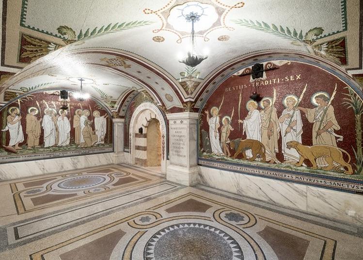 Visite Libre De Deux Lieux Emblématiques De L'histoire Lyonnaise.