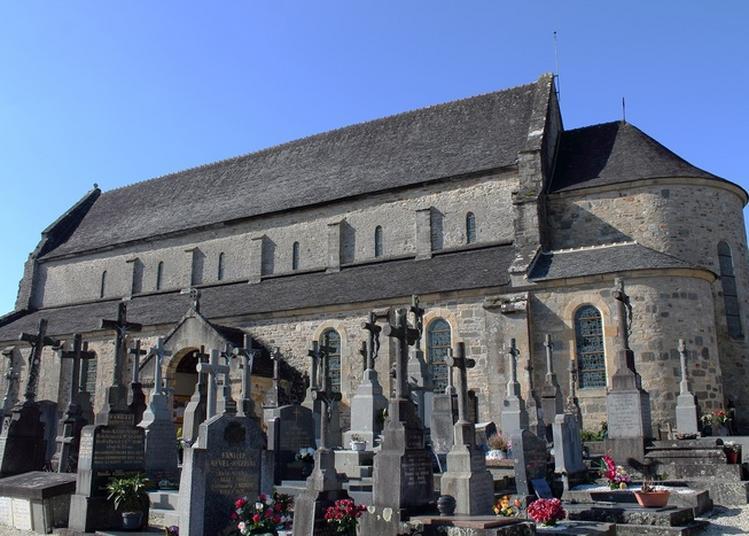 Visite Libre De L'abbatiale De Daoulas