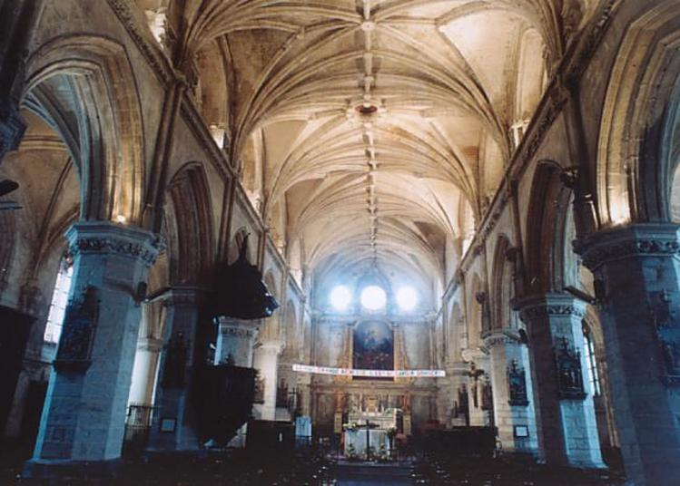 Visite Libre De L'abbatiale Saint-saulve De Montreuil-sur-mer