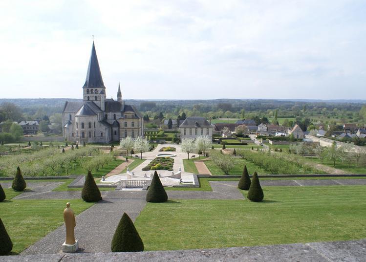 Visite Libre De L'abbaye à Saint Martin de Boscherville