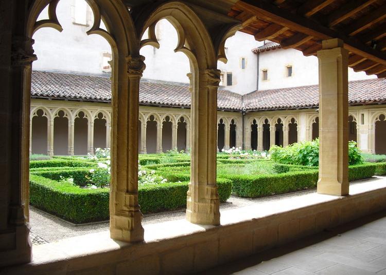 Visite Libre De L'abbaye. à Charlieu