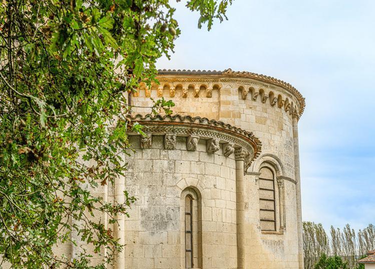 Visite Libre De L'abbaye à Hastingues