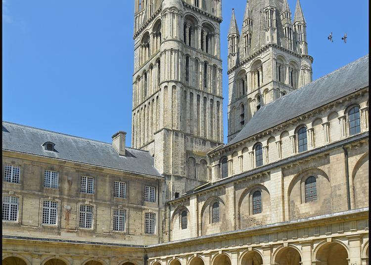 Visite Libre De L'abbaye-aux-hommes à Caen