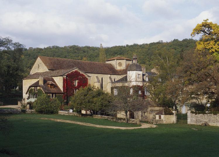 Visite Libre De L'abbaye Cistercienne De Beaulieu à Ginals