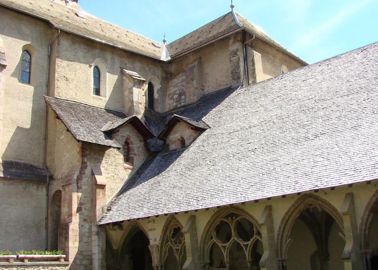 Visite Libre De L'abbaye D'abondance. à Abondance