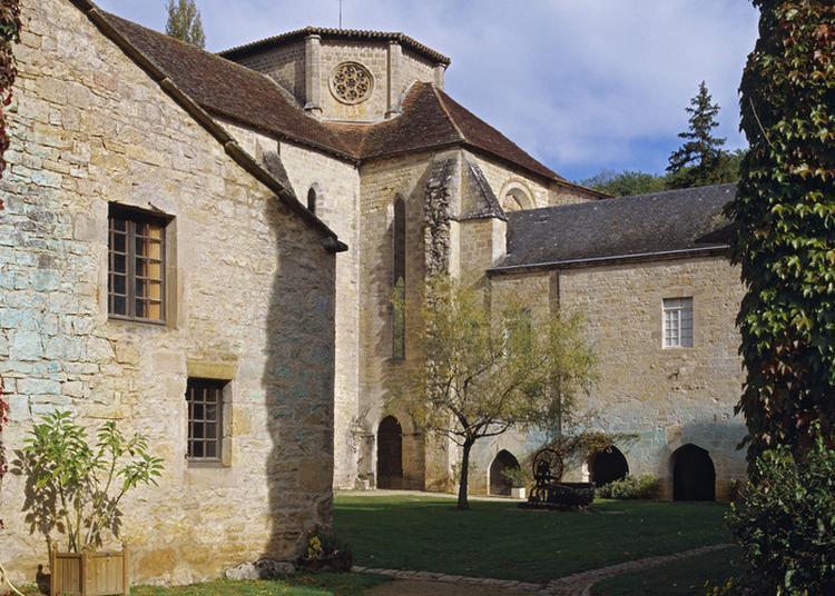 Visite Libre De L'abbaye De Beaulieu En Rouergue à Ginals